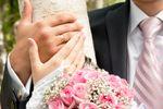 Ramo de novia rosas rosas