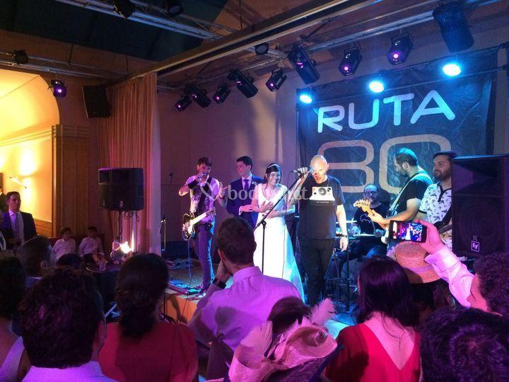 Boda Granada 2015