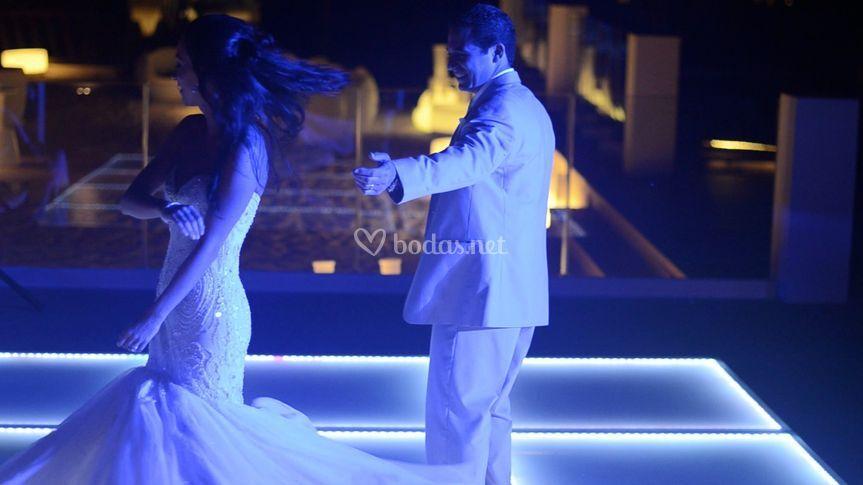 Primer baile como casados