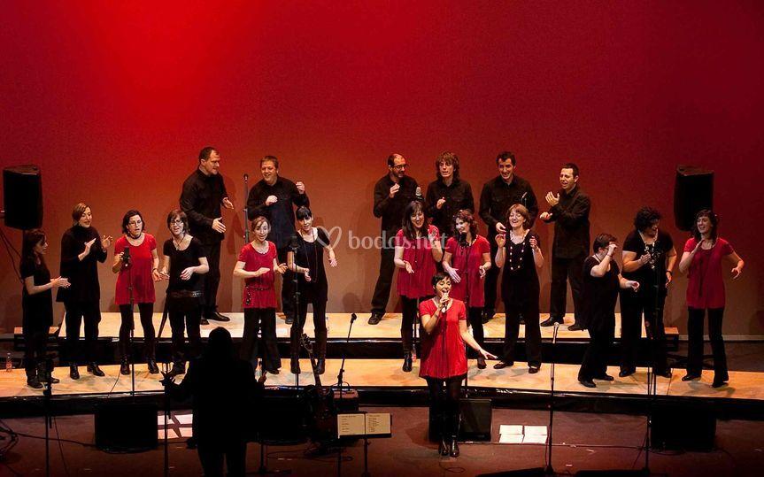 Grup Vocal Zetzània. Auditori de Cornellà