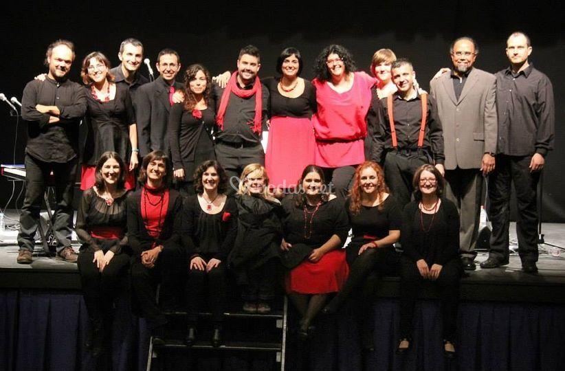 Grupo Vocal Zetzania