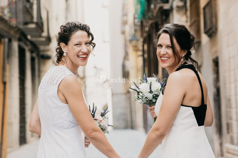 Helena&Vero - Boda en Girona
