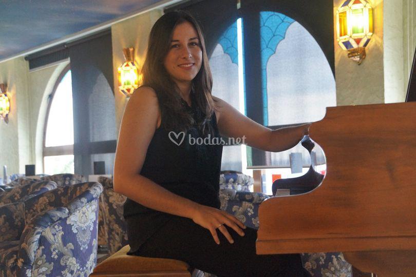 Noelia Palacio, piano