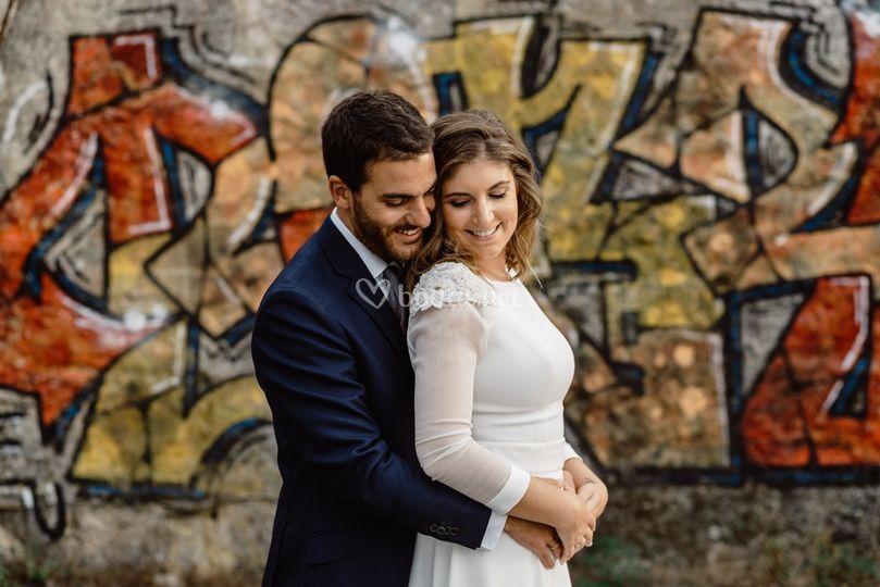 Foto de pareja