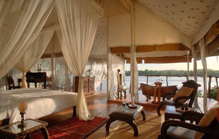 Habitación Tender Camp de lujo