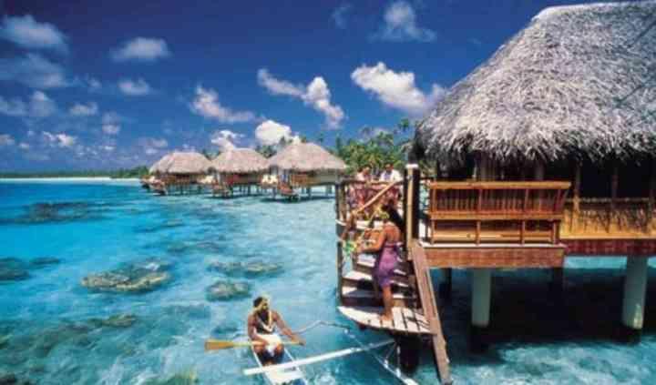 Overwater Polinesia Francesa