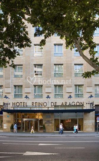 Silken Reino de Aragón de Hotel Silken Reino de Aragón