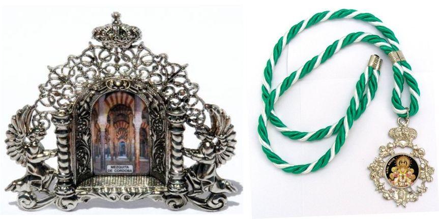 Capillas- medallas