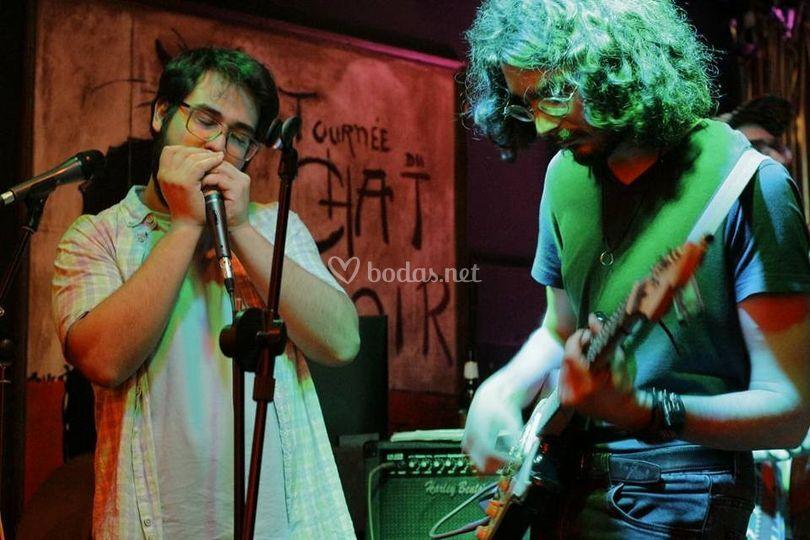 Saudade Jazz Band