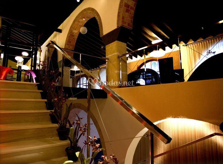 Hotel palacio garvey for Acuario salon de celebraciones