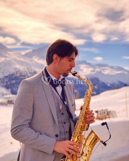 Evento en St Moritz (Suiza)