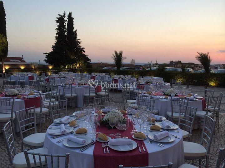 Catering Palacio Arteaga