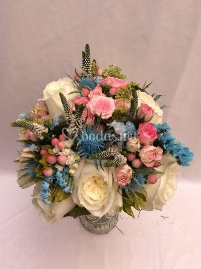 Bouquet primaveral