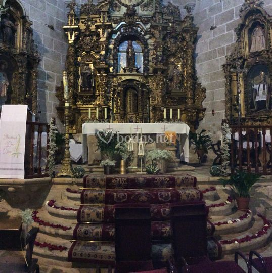 Iglesia de Cilleros
