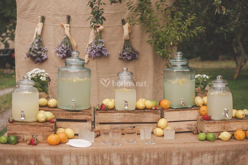Limonada campestre