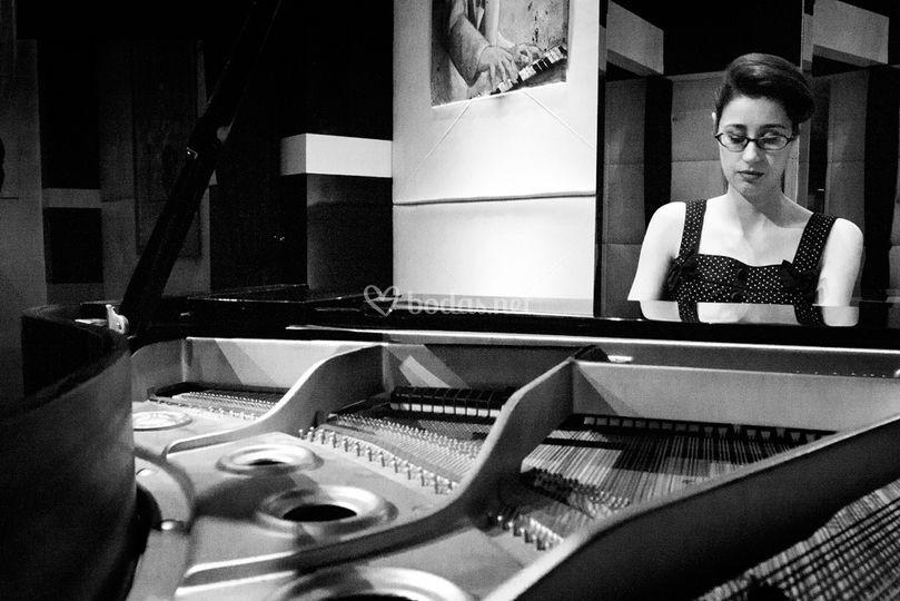 Sonsoles piano