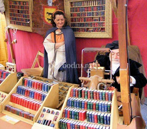 Libros artesanales