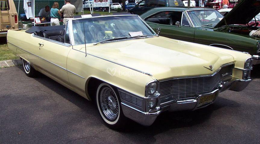 Cadillac Deville 1965 Presley