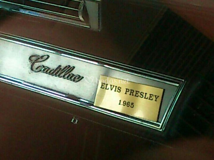 Cadillac de Elvis Presley