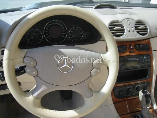Mercedes Elegance 320 CLK