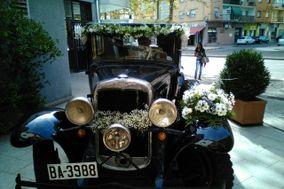 Tu boda en un coche antiguo