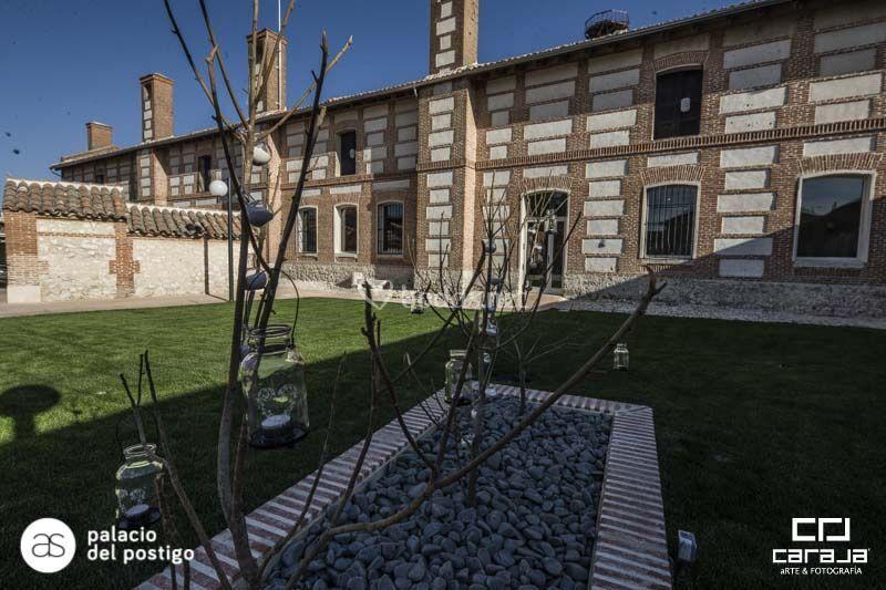 Postigo Del Palacio Palacio Del Postigo