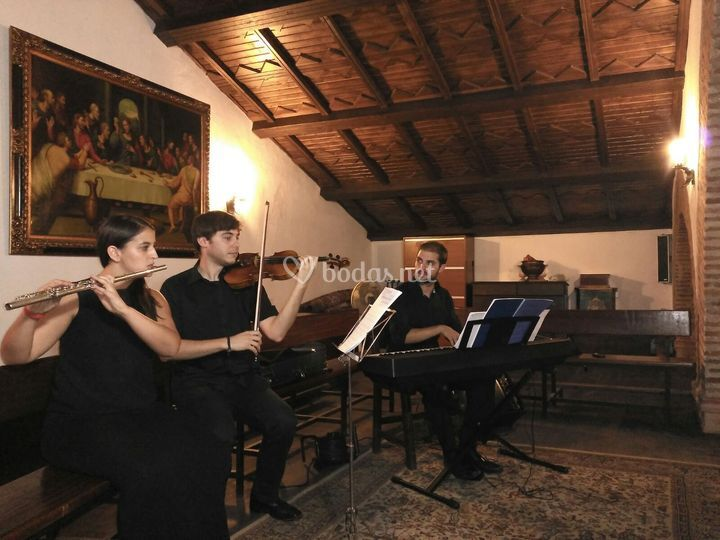 Trio en boda 05/09/15