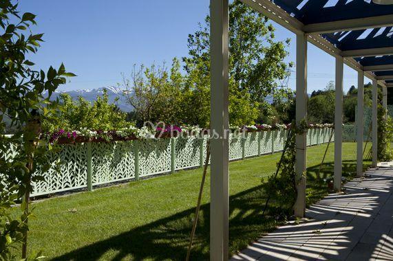 Terraza Azul Montearenas