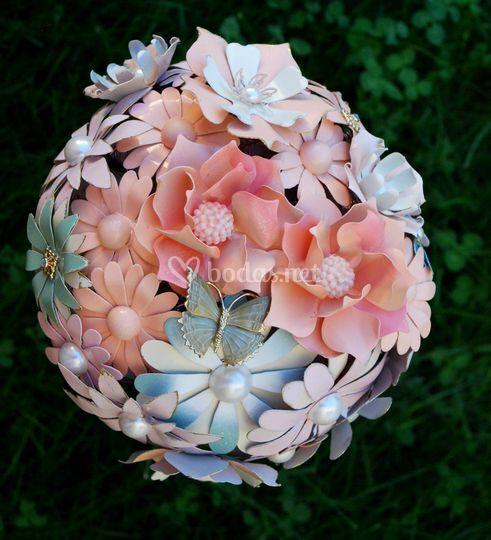 Bouquet Love Pink