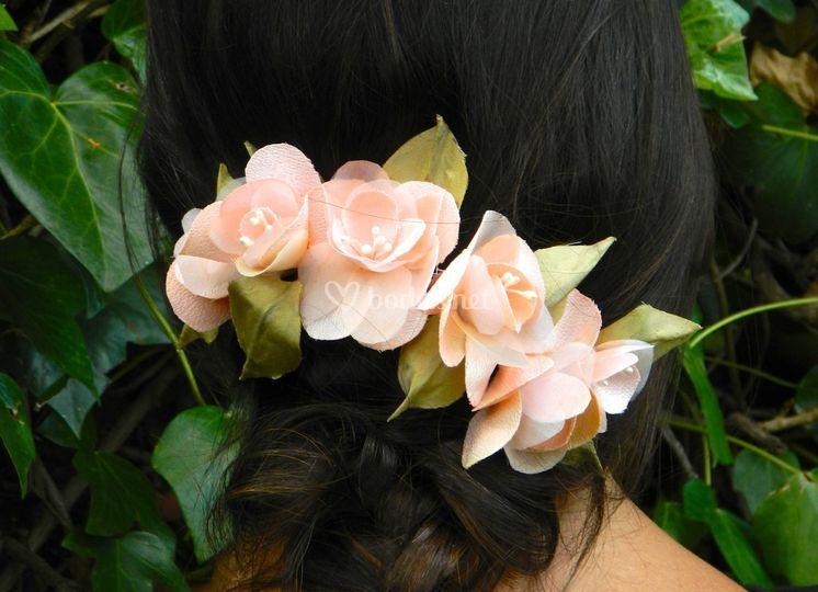 Flores presumidas