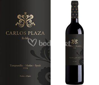 Carlos Plaza roble