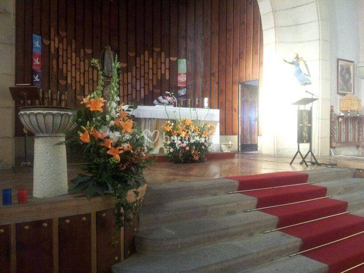 Iglesia fátima