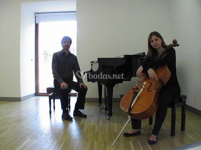 Dúo violonchelo y piano
