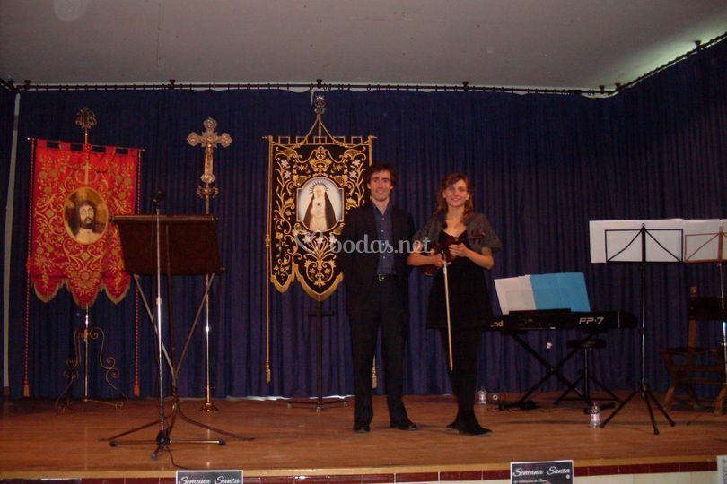 Concierto de Semana Santa en Toledo