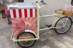 Triciclo helados
