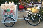Triciclo de helados