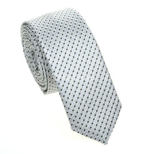Corbata estrecha para ceremonia