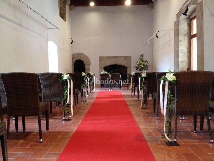 Ceremonia Castillo