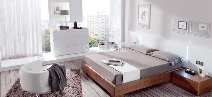 Mobiliario para el dormitorio