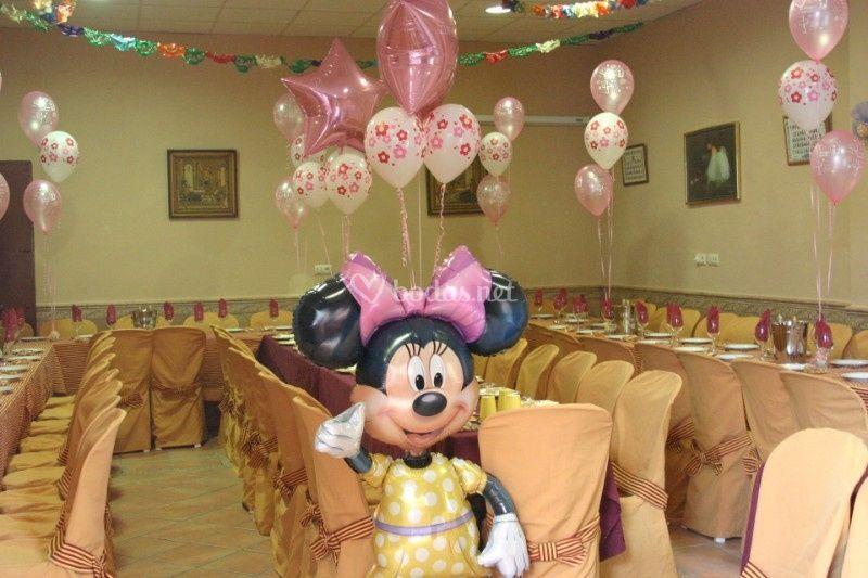 Fiesta temática Minnie