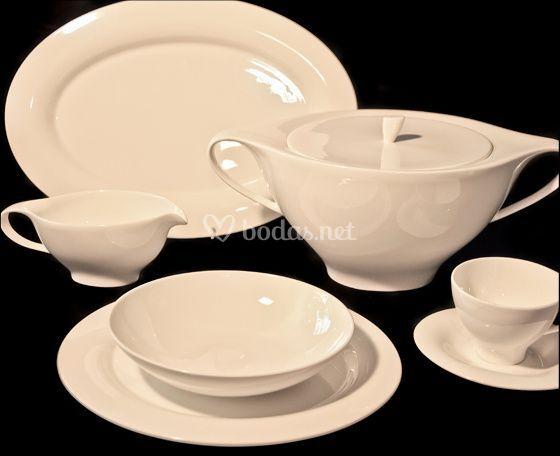 Diseño fine porcelana england