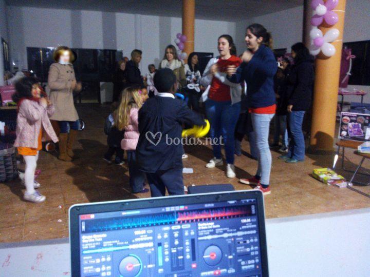 Minidisco, a bailar