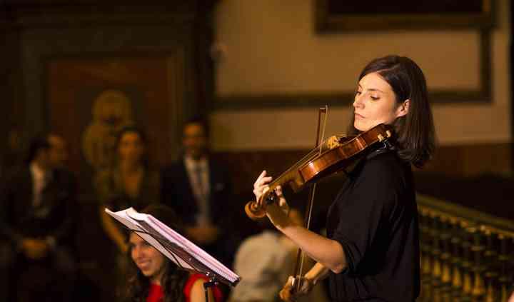 Marta Iglesias (violín)