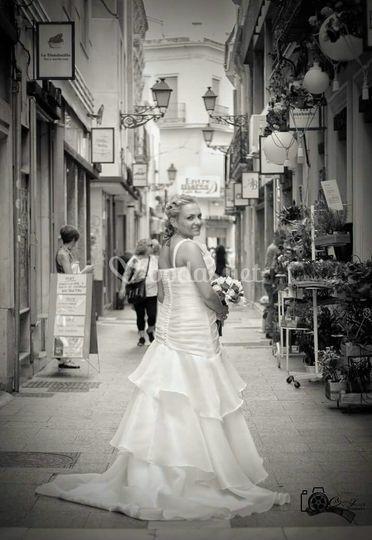 Recogidos para boda en Almería