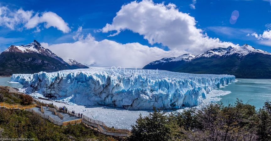 Perito Moreno-Patagonia Argent