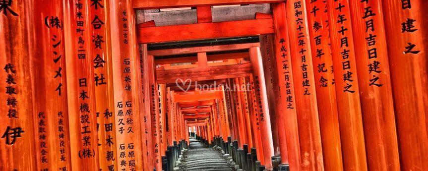 Fushimi Inari Taisha-Japón