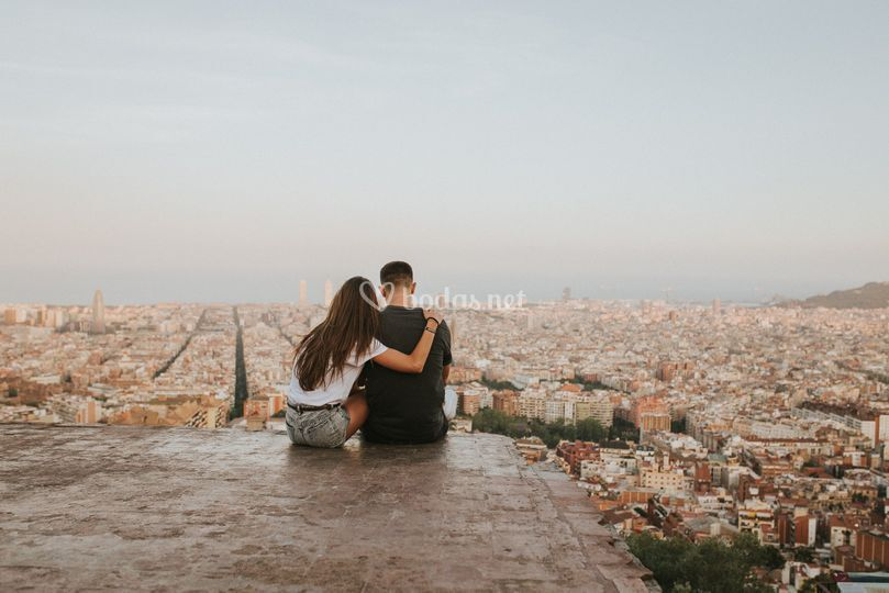 Pre boda barcelona