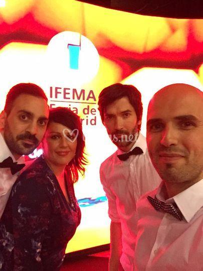 Gala de Premios en IFEMA