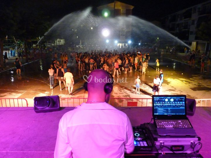 Musica para 600 personas