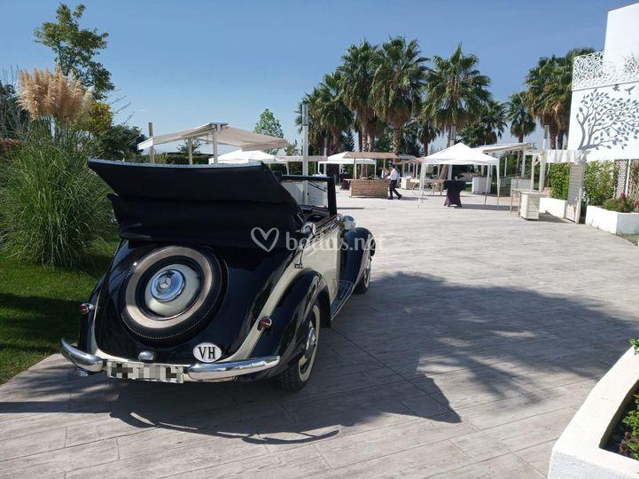 Mercedes 170 cabrio